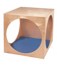 Whitney Brothers Play House Cube with Floor Mat