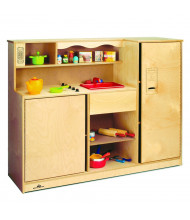 Whitney Brothers Preschool Kitchen Play Set