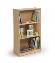 Whitney Brothers 3-Shelf Preschool Bookshelf