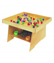 Whitney Brothers Preschool Discovery Table