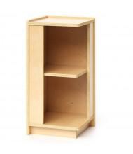 "Whitney Brothers 24"" H Corner Storage Cabinet"