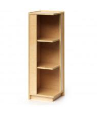 "Whitney Brothers 36"" H Corner Storage Cabinet"