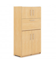 Whitney Brothers Teacher's Workstation Storage Cabinet