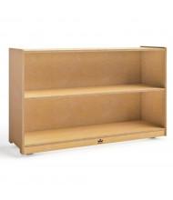 "Whitney Brothers 30"" H 2-Shelf Cabinet"