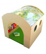 Whitney Brothers Nature Reading Center with Floor Mat