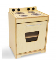 Whitney Brothers Natural Stove Play Set