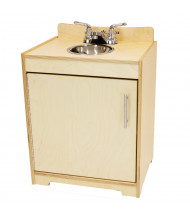 Whitney Brothers Natural Sink Play Set