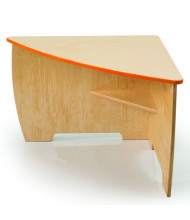 Whitney Brothers Contemporary Triangle Desk