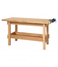 Wood Designs Maple Workbench Play Set