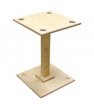 Wood Designs Housekeeping Station Stand Dramatic Play Set