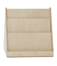 Wood Designs Double Sided Tot Size Book Display
