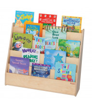 Wood Designs Childrens Classroom Book Display and Activity Markerboard