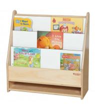 Wood Designs Preschool Bookshelf