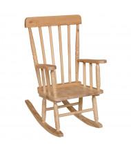 "Wood Designs 10"" H Rocking Chair"