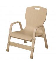 """Wood Designs 18"""" H Bentwood Teacher's Chair"""