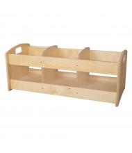 Wood Designs Preschool Book Browser