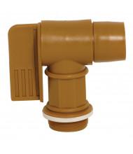 "Wesco 272176 2"" NPT Polyethylene Drum Faucet"