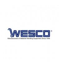 """Wesco Caster:Rigid 6""""X2"""" Poly For 273296"""