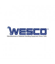 "Wesco Caster: Swivel 3-1/2x1-1/4"" W/Top Plate"