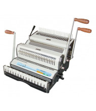 Akiles Wiremac-Combo Wire & Plastic Comb Binding Machine