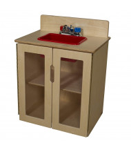 Wood Designs My Cottage Sink Dramatic Play Set