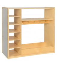 Wood Designs Dress-Up Storage Unit
