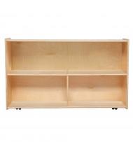 "Wood Designs Contender 29"" H Versatile Mobile Single Storage Unit"