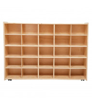 Wood Designs Contender Mobile 25 Tray Storage Unit