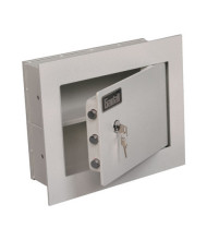 Gardall WS1314K .24 cu. ft. Concealed Wall Safe with Flange