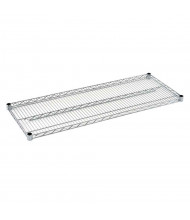 "Sandusky Extra Wire Shelf for 18"" D x 48"" W Heavy Duty Chrome Wire Shelving Units"