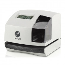 Lathem 100E Multifunction Electronic Time Recorder