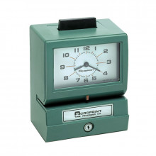 Acroprint Model BP125-6 6V Battery-Powered Punch Time Recorder
