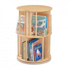Jonti-Craft Book-go-Round Display Stand (example of use)
