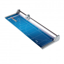 "Dahle 556 37-3/4"" Cut Professional LF Rolling Paper Trimmer"