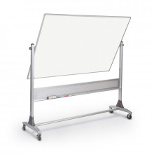 Best-Rite 669RH-HH Dura-Rite 8 ft. x 4 ft. Aluminum Trim Reversible Board - Accessories are not included.