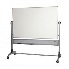 Best-Rite 669RG-HH Dura-Rite 6 ft. x 4 ft. Aluminum Trim Reversible Board - Accessories not included.