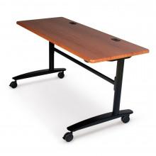 "Balt Lumina 60"" W x 24"" D Nesting Flipper Training Table"