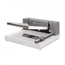 "Swingline GBC ClassicCut CL800pro 11-3/4"" Cut 150-Sheet Manual Stack Paper Cutter"