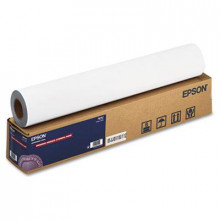"""Epson 24"""" X 100 Ft., 135g, Matte Synthetic Paper Roll"""