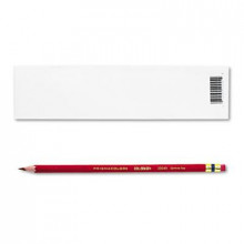 Prismacolor Col-Erase 0.7 mm Carmine Red Woodcase Pencils, 12-Pack