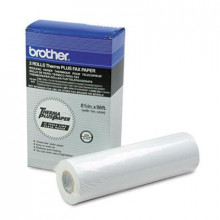 "Brother 8-1/2"" X 98 Ft., 2-Pack, Fax Paper Rolls"