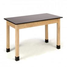"NPS 30"" H Phenolic Science Lab Table"