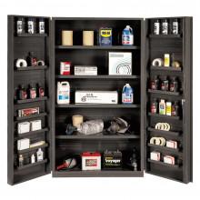 "Durham Steel 24"" D Box Door Storage Cabinets"
