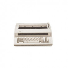 Lexmark IBM Wheelwriter 1000 Typewriter (Reconditioned)