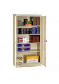 "Tennsco 36"" W x 72"" H Standard Storage Cabinets"