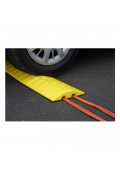 Eagle 6 Ft. Speed Bump Crossing Cable Protection Unit 1792