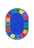 Joy Carpets Color Tones Classroom Rug
