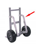 Wesco S2K Cobra Deluxe Aluminum Stairglides w/out Straps, Kit