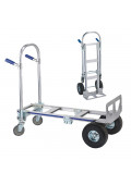 "Wesco Cobra Jr 18"" Cast Nose 560-1200 lb Load Convertible Hand Trucks"
