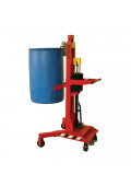 Wesco DM-1100-HR Manual Hydraulic High Reach Drum Lifter